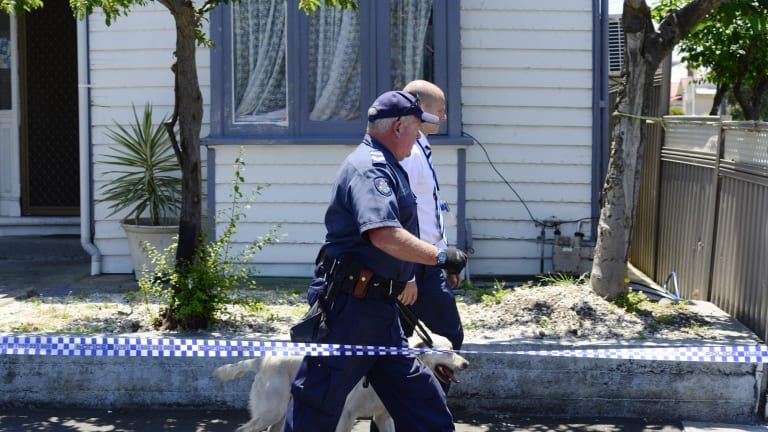 The charges followed a five-hour siege in a home in Donald Street.