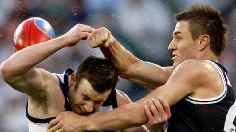 Wet, tough and skilful - St Kilda and Geelong are expected to play out another epic.