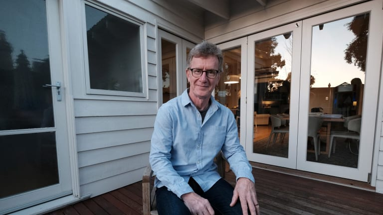 Transport expert William McDougall is one of two experts hired by the Andrews government to question the figures behind the proposed West Gate Tunnel.