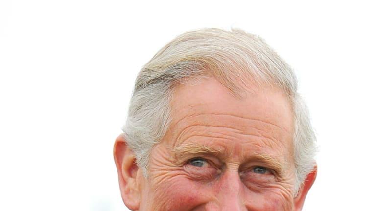 """Dodgy Originals"" ... Prince Charles accused of quackery."