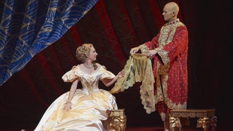 Musical stars: Opera Australia and John Frost's <em>The King and I</em> took home Best Musical.