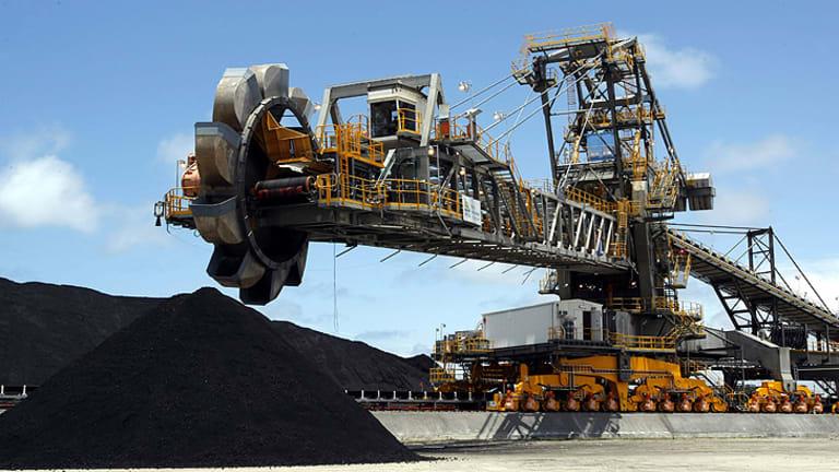 Galilee Basin coal mining.