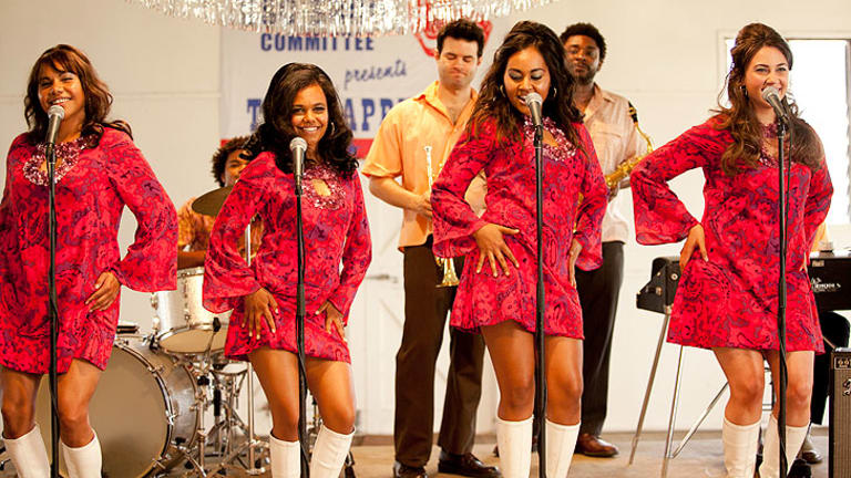 The little movie that could ... <i>The Sapphires</i> is the top earning Australian film of the year.
