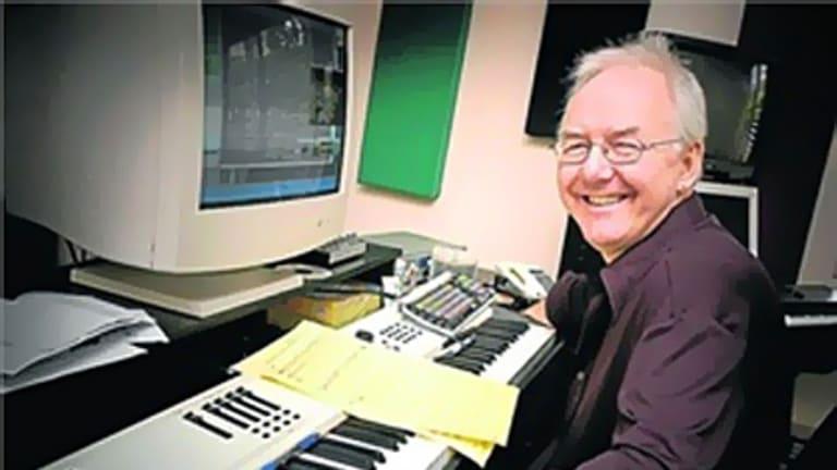 Ormiston composer Christopher Elves.