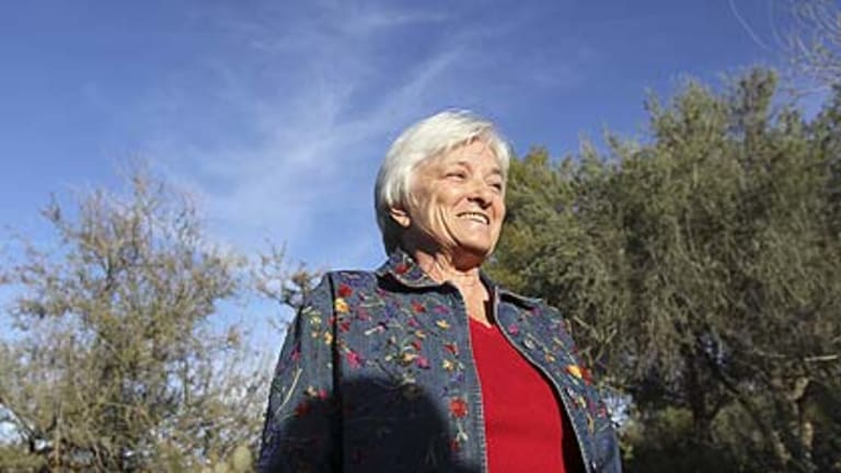 Patricia Maisch ... stopped the gunman reloading.