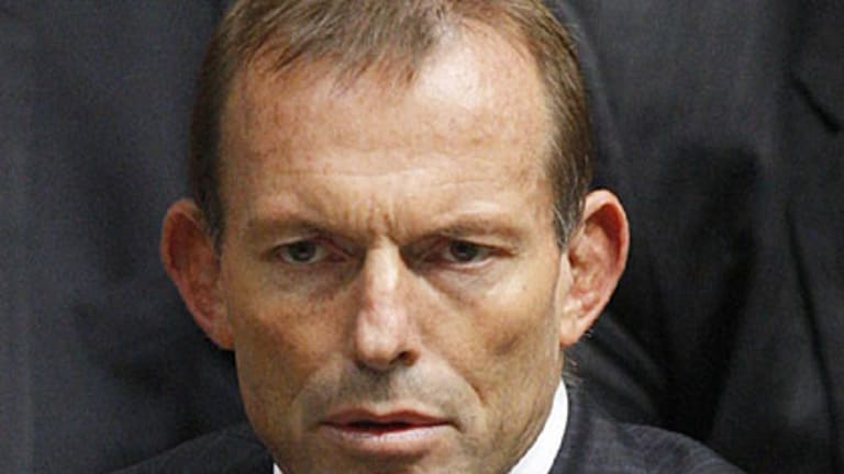 "Tony Abbott ... ""Sometimes it's better to ask forgiveness than permission""."