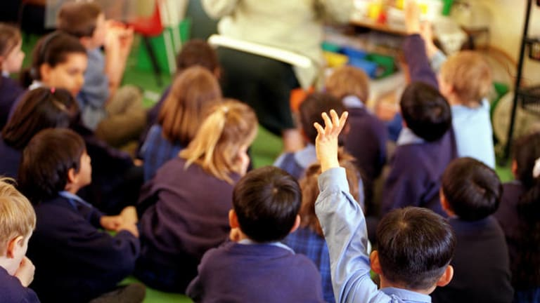 And the answer is: The future of Australia's students depends on getting the basics right.