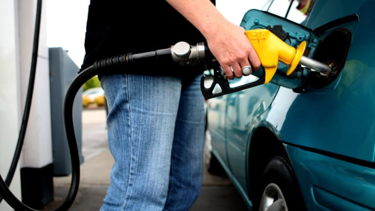 Every Thursday prices jump by 15-20 cents per litre.