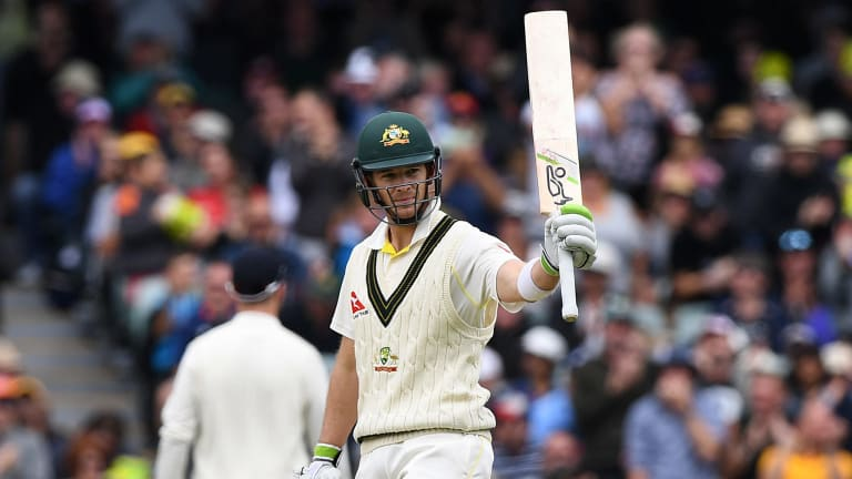 Clean sweep: Tim Paine has returned as Australian keeper across all three formats.