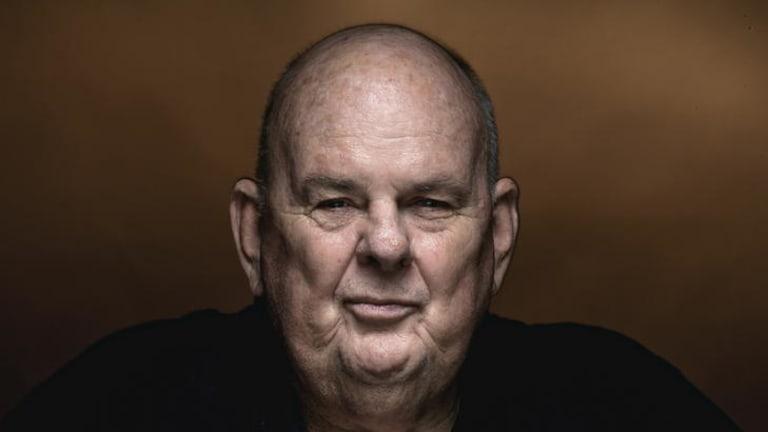 Australian poet Les Murray.