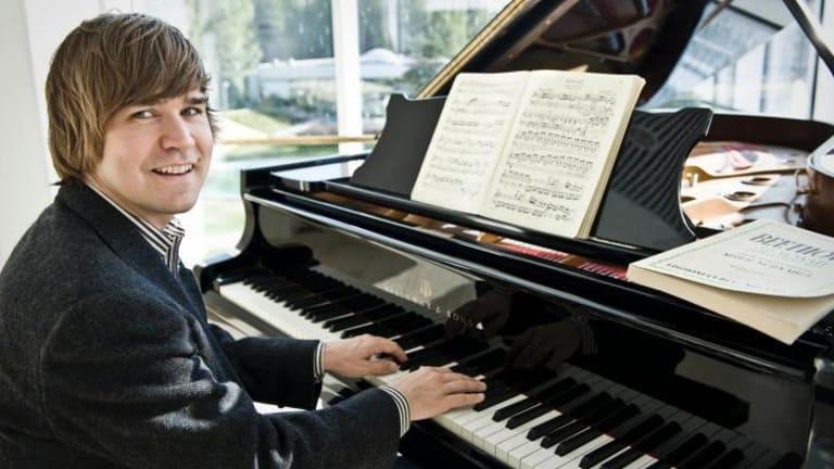Finnish pianist Paavali Jumppanen.