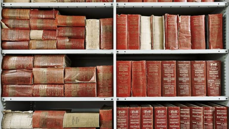 Legacy: Although essentially just lists, the books themselves were cleverly designed.