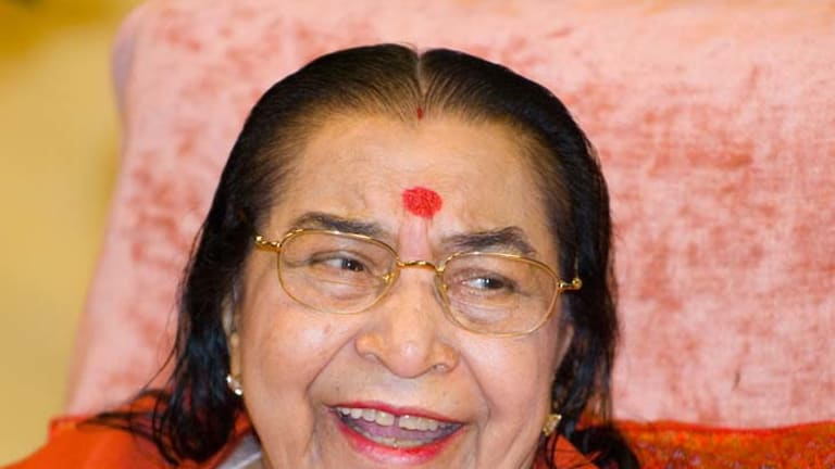 Sacred secrets ... Shri Mataji believed inner peace was a birthright of all.
