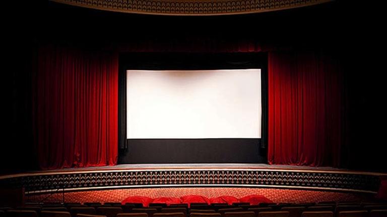 Ghostly ... Tribal Cinema.