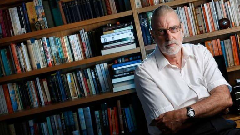Dr Ken Harvey.