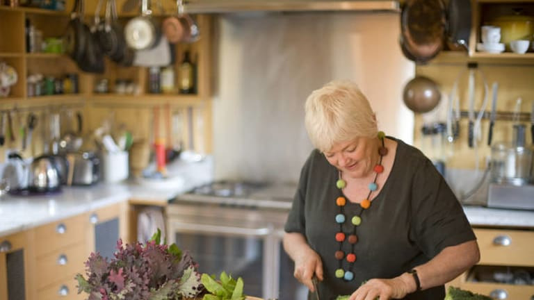Renowned cook and restaurateur Stephanie Alexander.