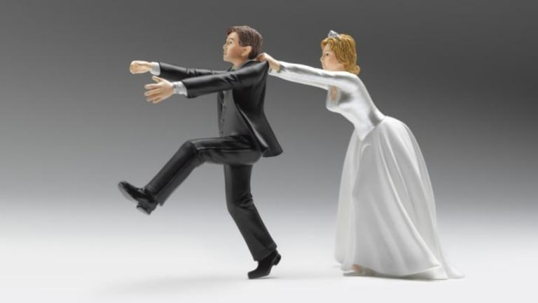 If one or more of your friends have called it quits on their marriage, are you more likely to do so?