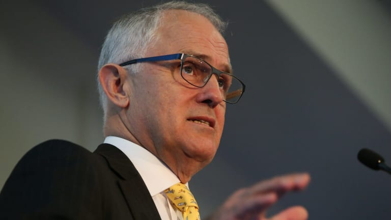 Malcolm Turnbull's portrayal of Mallah is misleading.