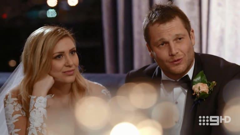 Alycia and Matt meet the families.