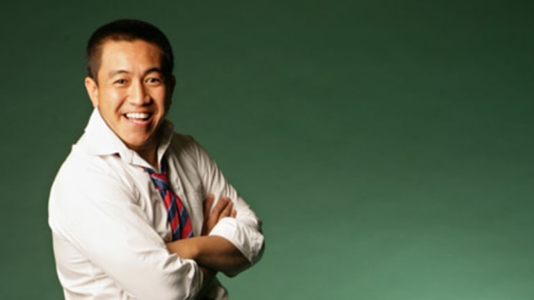 Comedian Ahn Do.