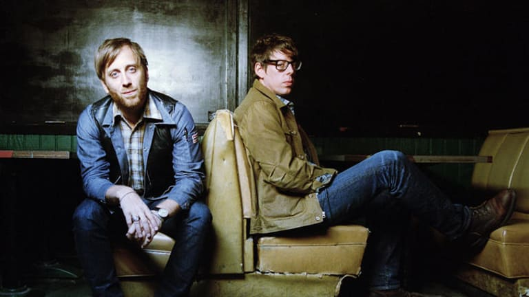 Black Keys Dan Auerbach and Patrick Carney.