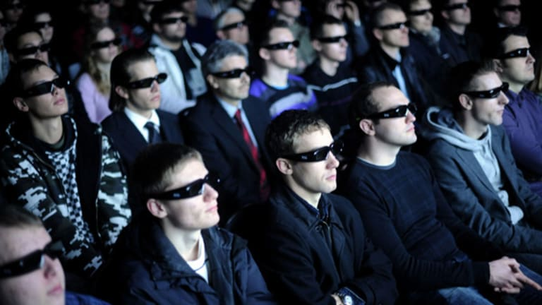 No glasses required as 3D revolution marches on
