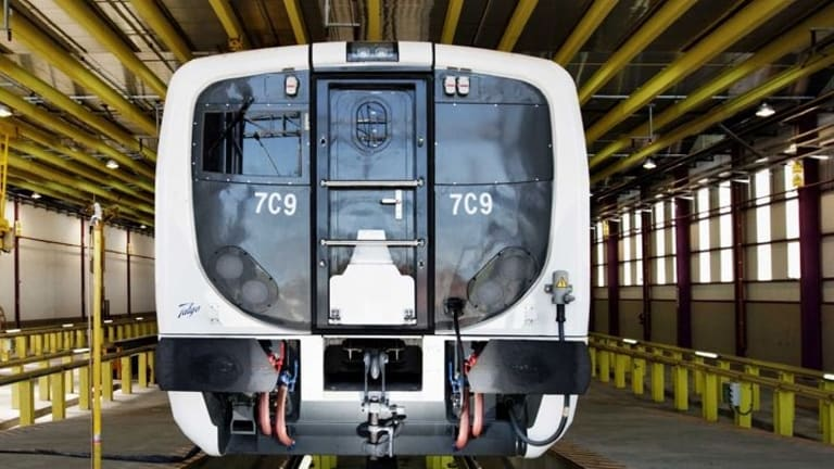 Spanish company Talgo are proposing to run their state of the art trains (pictured) between Canberra and Sydney.