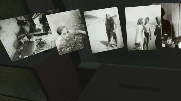 Rarely seen photos of Sidney Nolan and friends feature in the Heide exhibition.