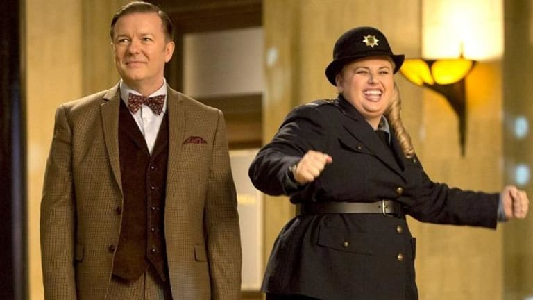 """Rebel Wilson plays Tilly, a night security guard at the British Museum in """"Night at the Museum: Secret of the Tomb""""."""