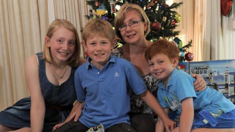 skype christmas a dream for family of curtin colonel - A Dream For Christmas