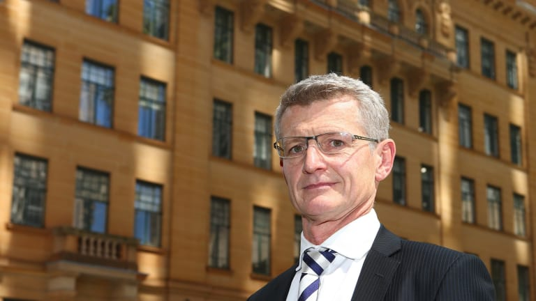 Brett Newman, the CEO of Property NSW, gives no guarantee that the Department of Education may not need to buy back any asset the government has sold.