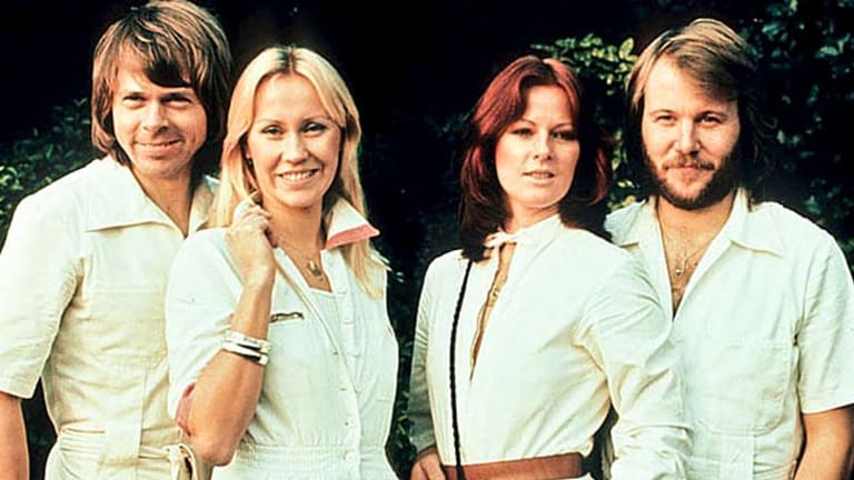 Possible reunion: Legendary Swedish pop sensation ABBA.