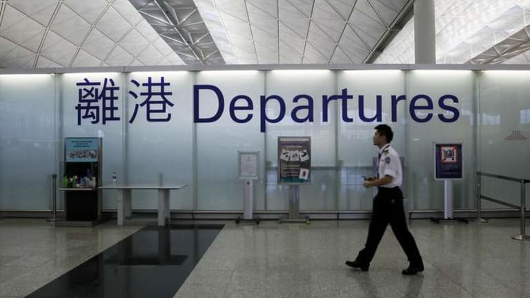 Edward Snowden, a former contractor for the US National Security Agency, was allowed to leave Hong Kong.