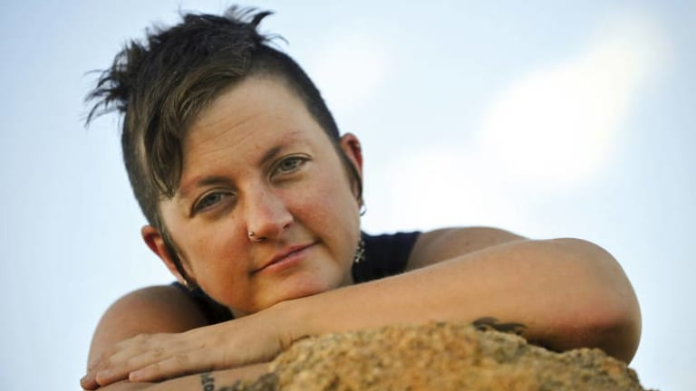 Jennifer Mills: with two novels and a book of poetry, she is still testing her limits.