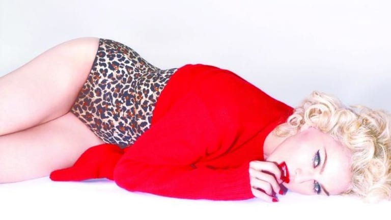 Australia-bound: Madonna will tour down-under for the first time since 1993.