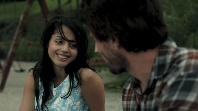 <i>I Am Yours</i>, in which a Pakistani-Norwegian actress (Amrita Acharia) meets a Swedish director (Ola Rapace) in a Norwegian romantic drama.
