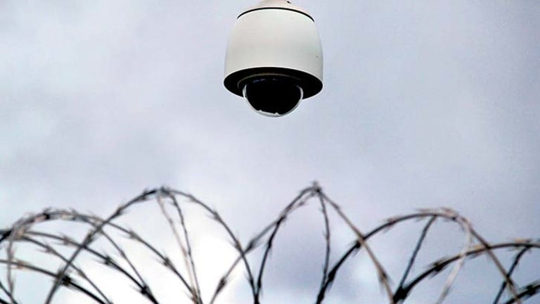 Low rate: Figures on children in detention in NSW are reported to be below the national average.