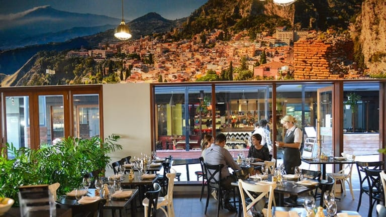 Tucked away in a new Valley laneway, this cosy Italian restaurant combines the best of tradition and new, serving the world's oldest wine and delicious regional dishes in an ambient intimate setting...
