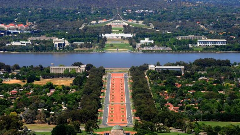 Happy 100th birthday, Canberra.