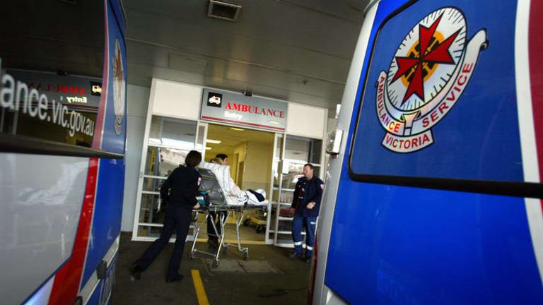 The ambulance service revealed a controversial new plan to drop less urgent patients in emergency department waiting rooms to reduce time spent handing patients over to medical staff.