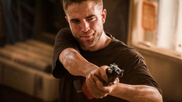 Second shot: Robert Pattinson has turned to more serious films in an effort to shake the <i>Twilight</i> tag.