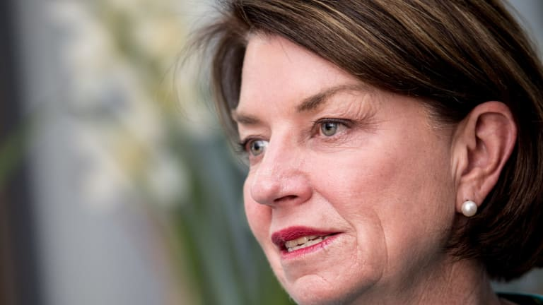 Anna Bligh faced a backlash after announcing she would sell state assets in 2012.