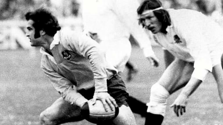 Hipwell captained Australia nine times.