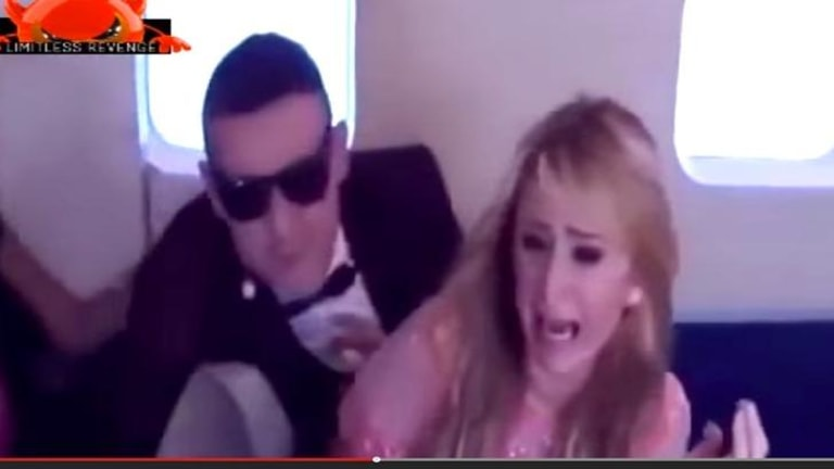 Paris Hilton pranked by TV show, subjected to horrifying simulated plane crash