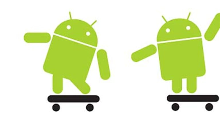 The Androids are coming!