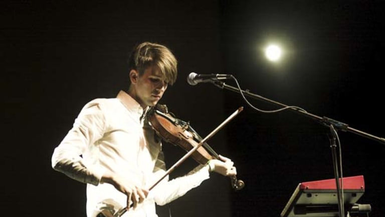 Trick or treat ...  Owen Pallett's  intense  focus  on the process is perhaps at the expense of the music itself.