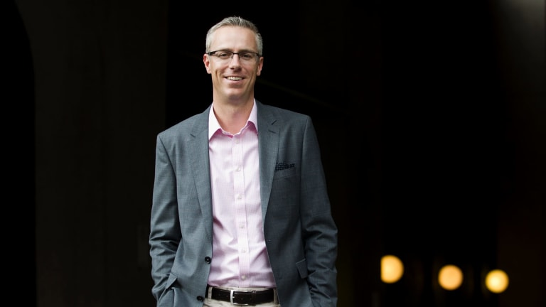 Chris Nave, managing director Brandon Capital, whose latest medical VC fund has raised $200m from industry super funds.