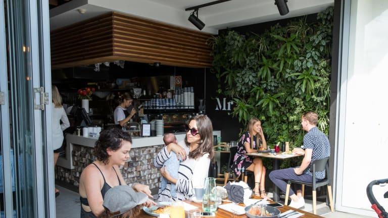 Mr Cafe And Bar Balmain