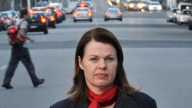 Port Phillip mayor Rachel Powning