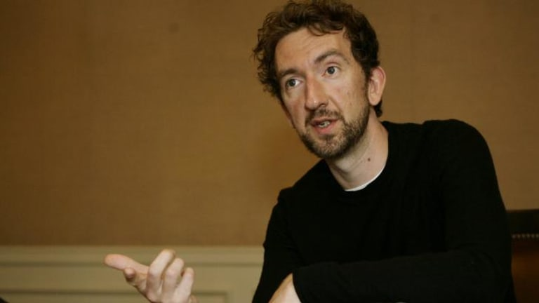 John Carney, writer and director of <em>Begin Again</em>: Music is everywhere.